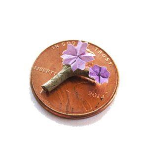 Origami Cherry Blossom Necklace