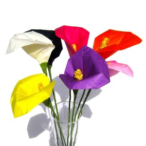 Origami Flowers Graceincrease Custom Art