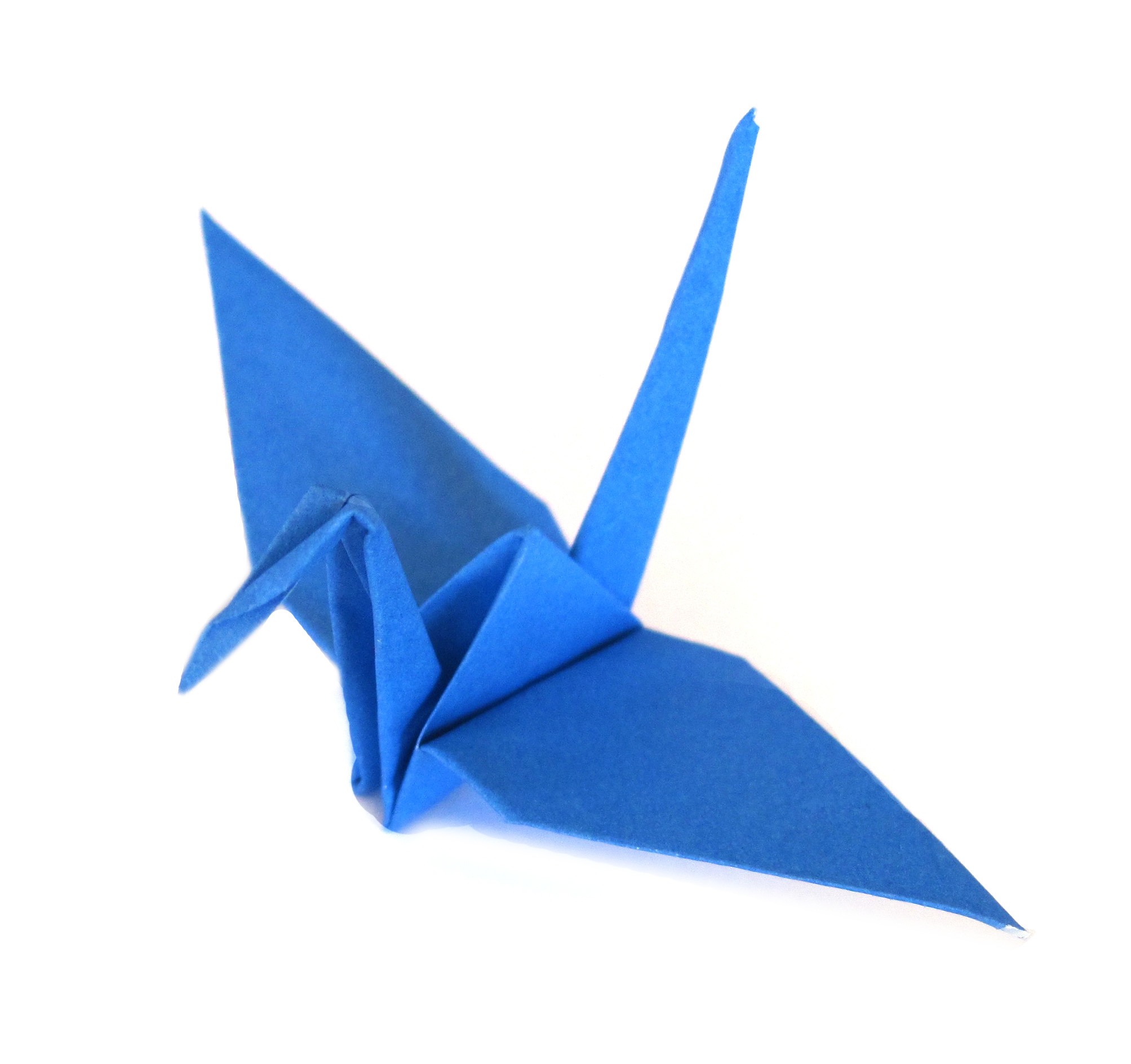 blue paper cranes � graceincrease custom origami art