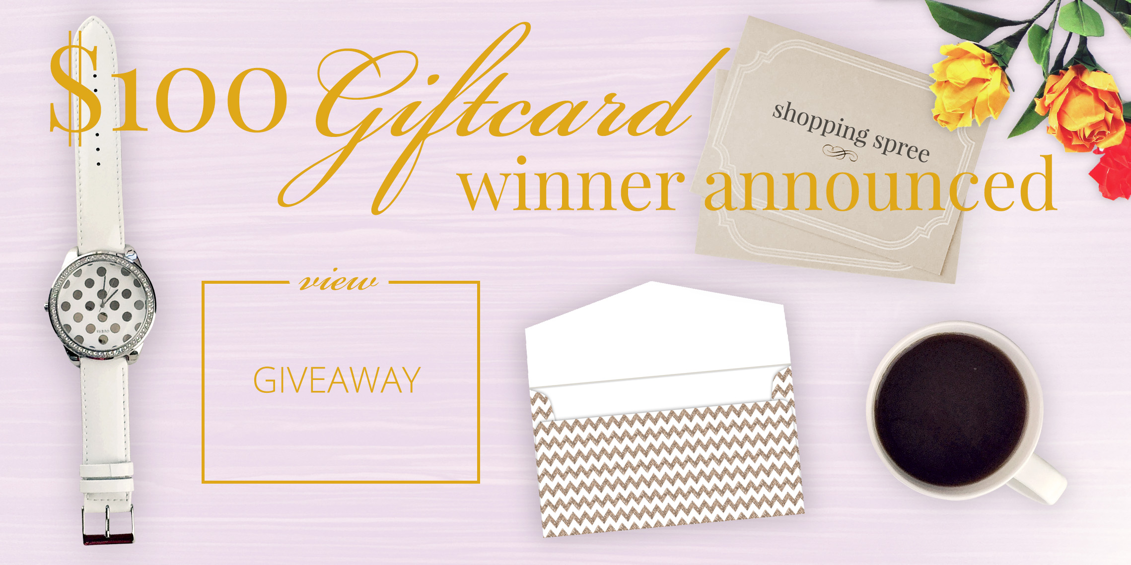 giveaway winner 3m