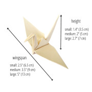 half open crane sizing