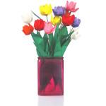 artisan origami tulip bouquet